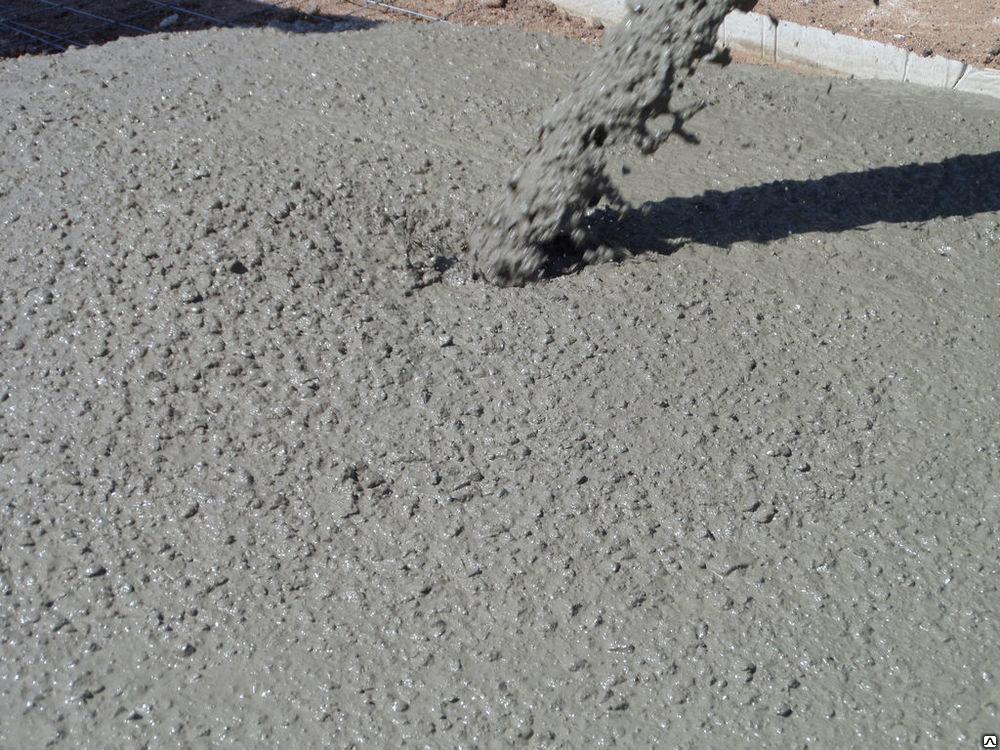 Купить товарный бетон М150